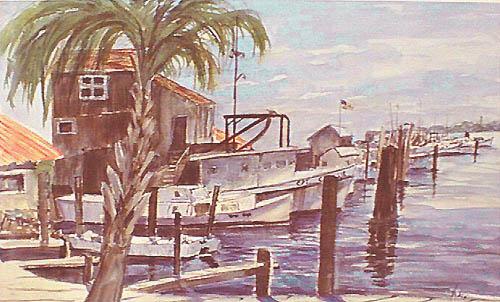 Old Boat Harbor